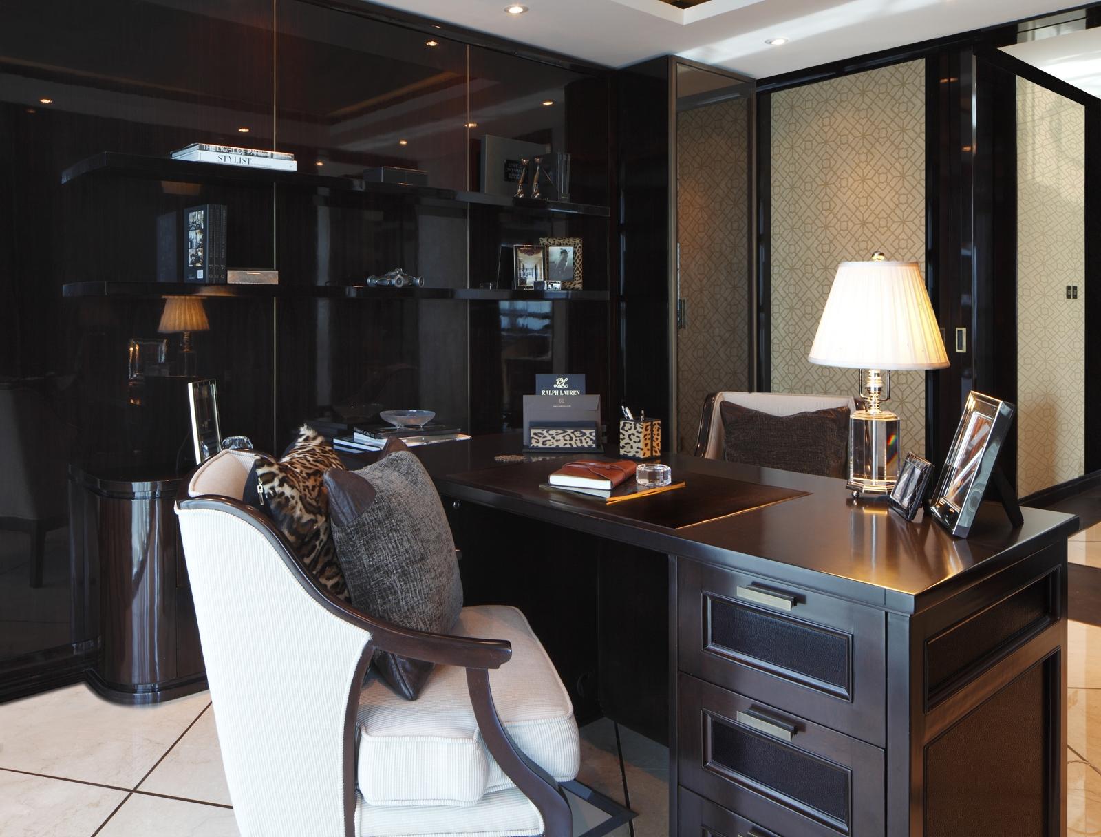 8 ways to create a luxury office design casa forma for Luxury office design