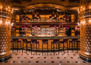 Park Chinois Basement Casa Forma Interior Design