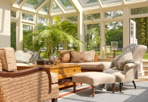 Casa Forma Luxury Interior Design Conservatory