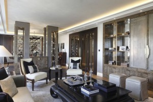 Casa Forma Luxury Interior Design Kensington Private Residence Living Area