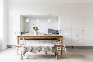 scandinavian kitchen designed by agentur loop