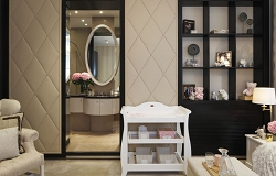 Casa Forma Luxury Interior Design Nursery Dresser