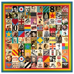 Casa Forma Luxury Interior Design Peter Blake Artwork