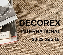 Casa Forma Attend The Decorex International Design Show 2015