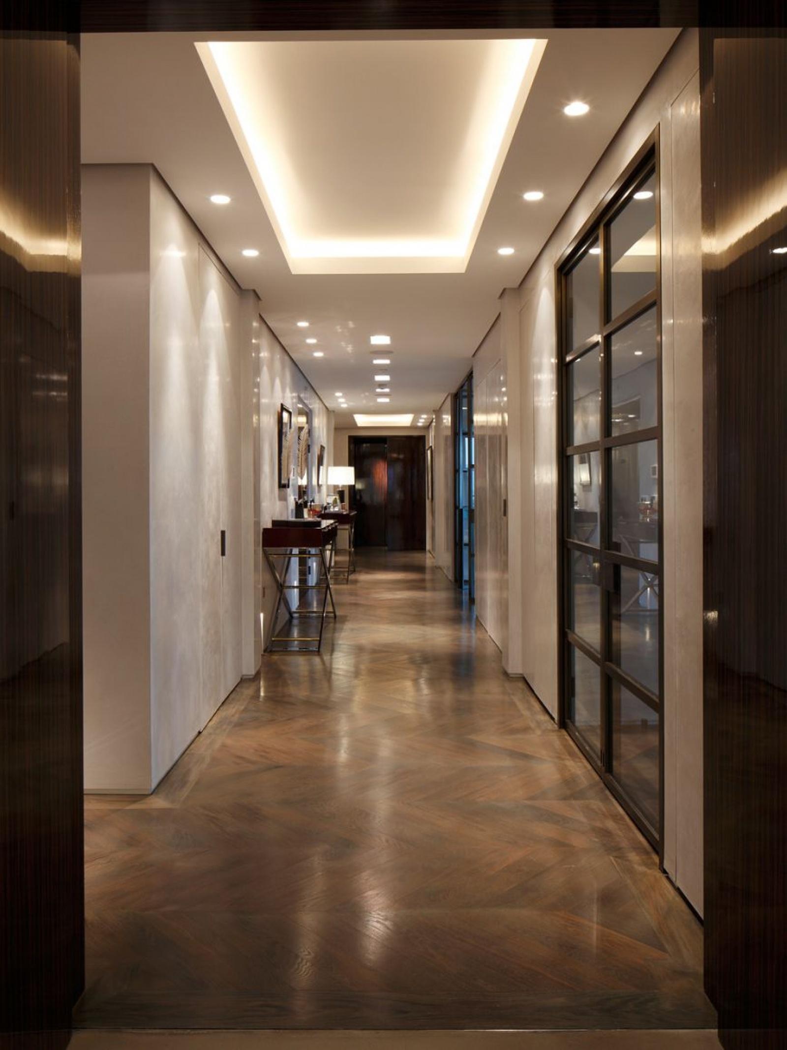 Casa forma design portfolio kensington place kensington for Office hallway design