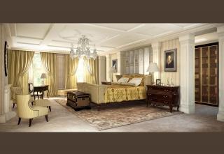 casa forma sloane house chelsea master bedroom