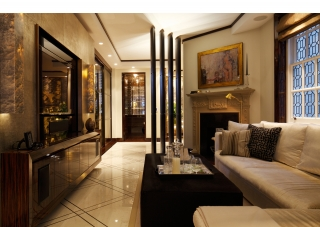 casa forma davies street mayfair reception