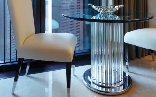 casa forma hyde park luxury coffee table and chair