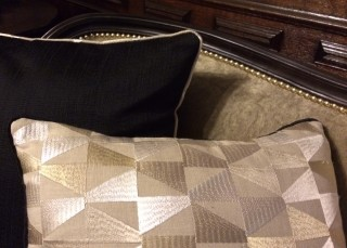 qatar embassy luxury interior design cushions