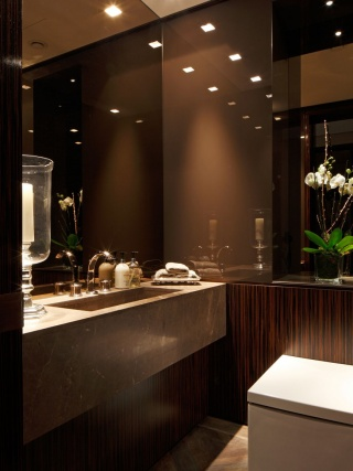 casa forma kensington place luxury bathroom basin and taps