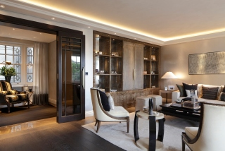 casa forma kensington gardens living room luxury chairs