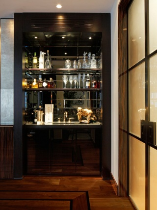 casa forma davies street mayfair drinks cabinet