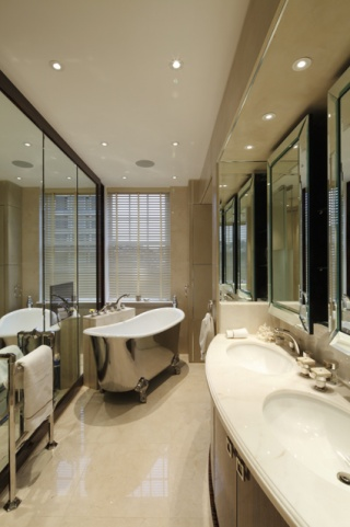 casa forma davies street mayfair luxury bathroom