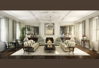casa forma sloane house chelsea grand living room