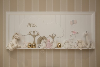 casa forma mayfair luxury nursery aria frame