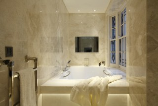 casa forma kensington residence spa bathroom