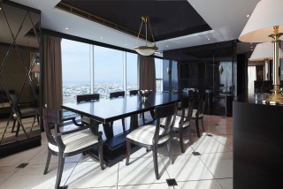 casa forma dubai office sheikh zayed road luxury design boardroom